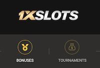 1xslot logo bonus